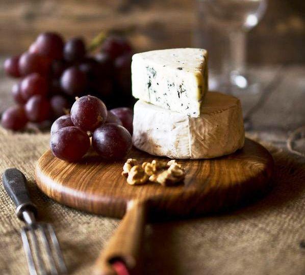 Queso Azul–Combinado-con-uva-El-Portal-del-Chacinado