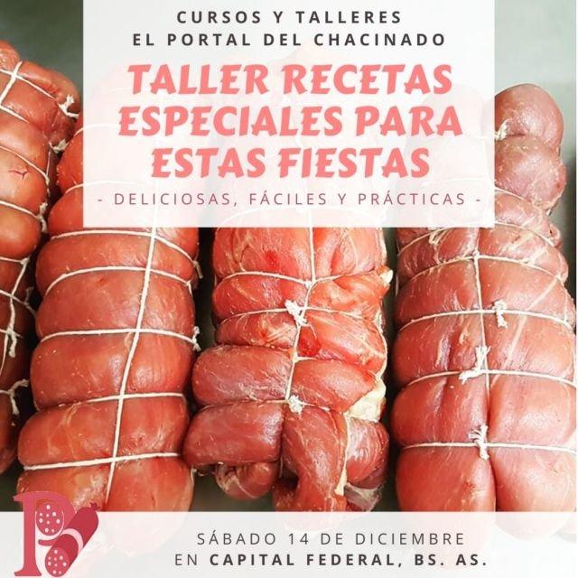 Taller-Recetas-Especiales-para-estas-Fiestas-sabado-14-diciembre-El-Portal-del-Chacinado