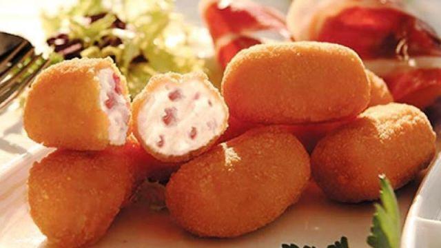 tapas-españolas-croquetas-de-jamon-Recetas-El-Portal-del-Chacinado